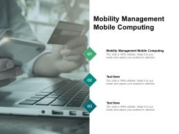 Mobility Management Mobile Computing Ppt Powerpoint Presentation Background Cpb