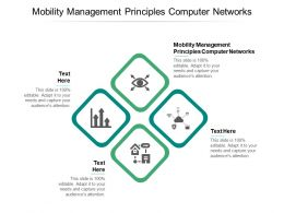 Mobility Management Principles Computer Networks Ppt Powerpoint Model Cpb