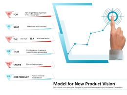 Model For New Product Vision