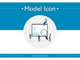 Model Icon Product Organizational Business Manufacturing Infrastructure