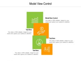 Model View Control Ppt Powerpoint Presentation Portfolio Designs Cpb