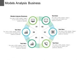Models Analysis Business Ppt Powerpoint Presentation Outline Files Cpb