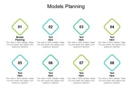 Models Planning Ppt Powerpoint Presentation Ideas Template Cpb