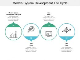 Models System Development Life Cycle Ppt Powerpoint Presentation Pictures Show Cpb