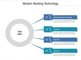 Modern Banking Technology Ppt Powerpoint Presentation Gallery Graphics Design Cpb