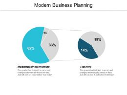 Modern Business Planning Ppt Powerpoint Presentation Layouts Pictures Cpb
