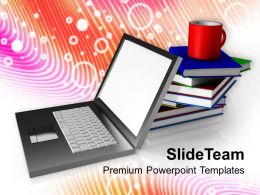 Modern Education And Online Learning Concept PowerPoint Templates PPT Themes And Graphics 0213
