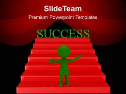 Modern Marketing Concepts Powerpoint Templates Success Ladder Future Growth Ppt Process
