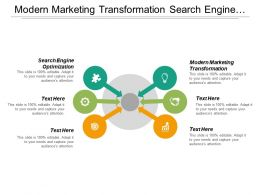Modern Marketing Transformation Search Engine Optimization Marketing Operations Cpb