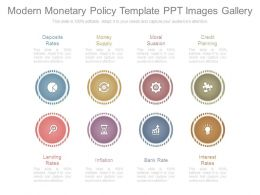 Modern Monetary Policy Template Ppt Images Gallery