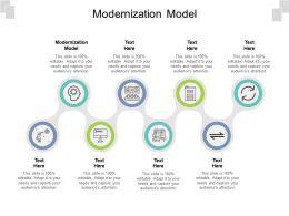 Modernization Model Ppt Powerpoint Presentation Slides Portrait Cpb