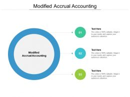 Modified Accrual Accounting Ppt Powerpoint Presentation Styles Guide Cpb