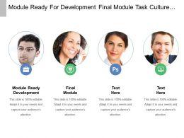 Module Ready For Development Final Module Task Culture Matrix Organization