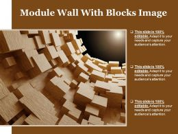 Module Wall With Blocks Image