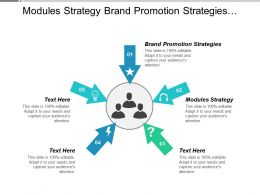Modules Strategy Brand Promotion Strategies Business Intelligence Organizations Cpb