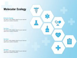 Molecular Ecology Ppt Powerpoint Presentation Summary Demonstration