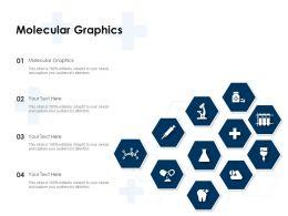 Molecular Graphics Ppt Powerpoint Presentation Slides Themes