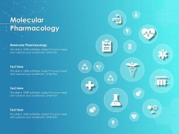 Molecular Pharmacology Ppt Powerpoint Presentation File Structure