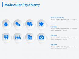 Molecular Psychiatry Ppt Powerpoint Presentation Icon Design Ideas