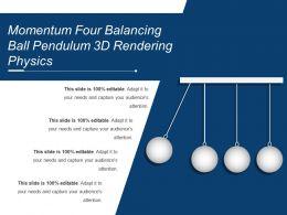 momentum_four_balancing_ball_pendulum_3d_rendering_physics_Slide01