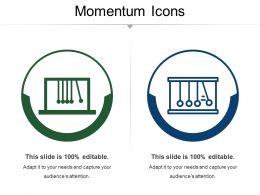 Momentum Icons