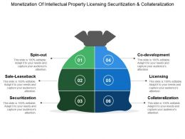 Monetization Of Intellectual Property Licensing Securitization And Collateralization
