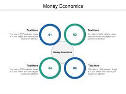 Money Economics Ppt Powerpoint Presentation Summary Graphics Design Cpb