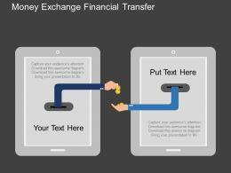 money_exchange_financial_transfer_flat_powerpoint_desgin_Slide01