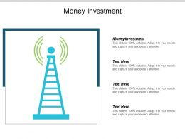 Money Investment Ppt Powerpoint Presentation Portfolio Graphic Tips Cpb