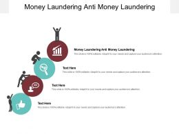 Money Laundering Anti Money Laundering Ppt Powerpoint File Designs Cpb