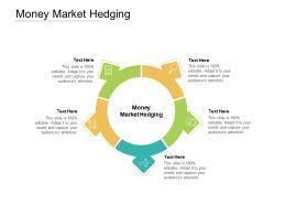 Money Market Hedging Ppt Powerpoint Presentation Styles Format Ideas Cpb
