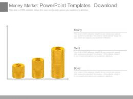 Money Market Powerpoint Templates Download