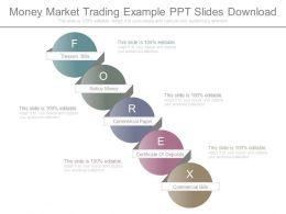 Money Market Trading Example Ppt Slides Download