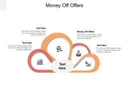 Money Off Offers Ppt Powerpoint Presentation Icon Samples Cpb