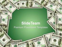 Money Powerpoint Templates And Themes Business Development Process Flowchart