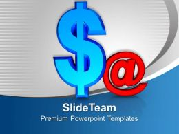 Money Powerpoint Templates And Themes Business Use Case Presentation Example