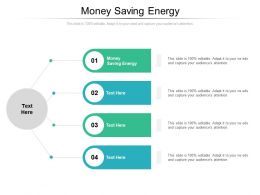 Money Saving Energy Ppt Powerpoint Presentation Ideas Shapes Cpb