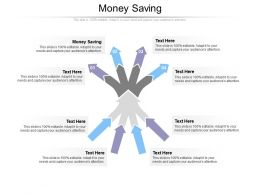 Money Saving Ppt Powerpoint Presentation Outline Sample Cpb