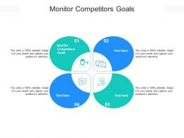 Monitor Competitors Goals Ppt Powerpoint Presentation Icon Designs Cpb