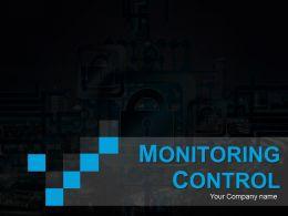 Monitoring Control Monitor Progress Work Performance Data Control Processes Planning Solution