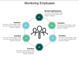 Monitoring Employees Ppt Powerpoint Presentation Summary Layout Cpb