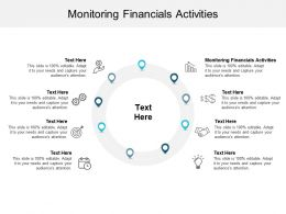 Monitoring Financials Activities Ppt Powerpoint Presentation Gallery Infographics Cpb