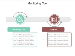 Monitoring Tool Ppt Powerpoint Presentation Introduction Cpb