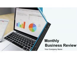 Monthly Business Review Powerpoint Presentation Slides
