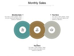 Monthly Sales Ppt Powerpoint Presentation Inspiration Visuals Cpb