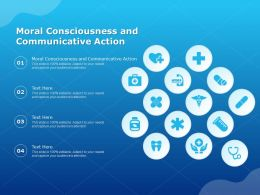 Moral Consciousness And Communicative Action Ppt Powerpoint Presentation Styles Design