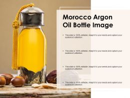 Morocco Argon Oil Bottle Image