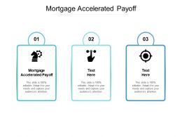 Mortgage Accelerated Payoff Ppt Powerpoint Presentation Inspiration Styles Cpb