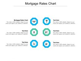 Mortgage Rates Chart Ppt Powerpoint Presentation Show Ideas Cpb