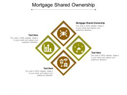 Mortgage Shared Ownership Ppt Powerpoint Presentation Icon Styles Cpb